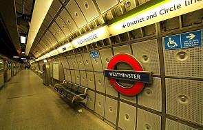 W. Brytania: wybuch w londyńskim metrze; kilka osób rannych