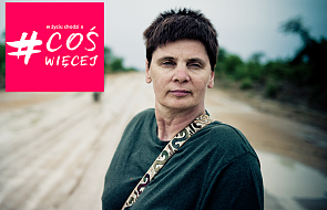 Janina Ochojska: masz wpływ na świat
