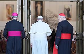 Watykan: papieskie audiencje dla biskupów i zakonników