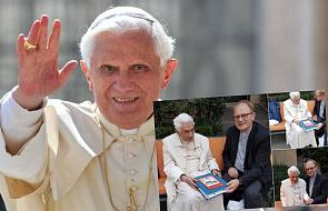 Jak wygląda teraz papież emeryt Benedykt XVI?