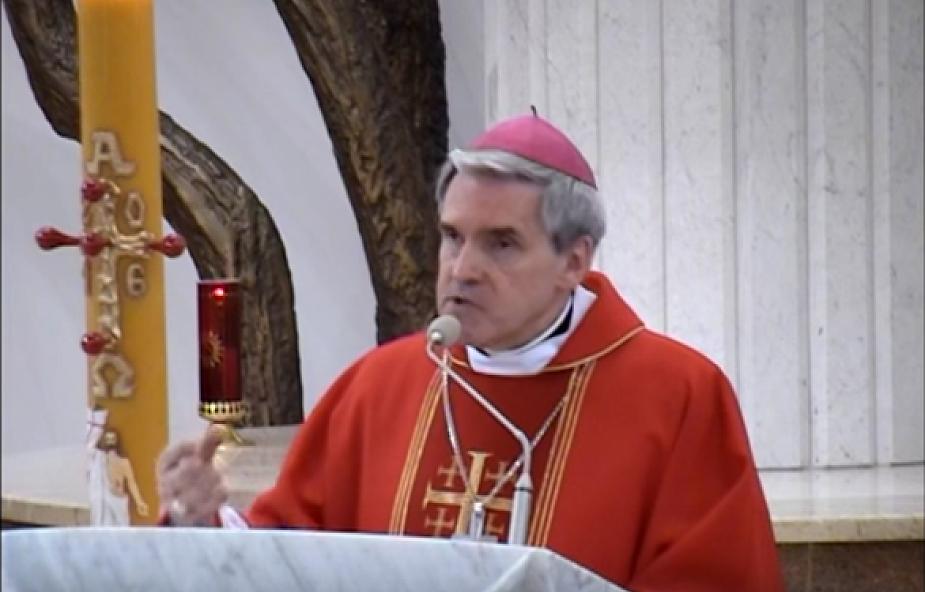 Bp Nitkiewicz: szkoła katolicka powinna być ściśle złączona z Chrystusem i Kościołem