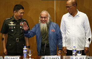 Filipiny: porwany kapłan z Marawi został uwolniony
