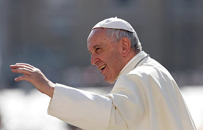 Franciszek: każdego dnia i w każdej sytuacji żyj nadzieją [WIDEO]