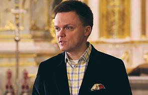Hołownia: do Kościoła w Polsce mam jedną prośbę