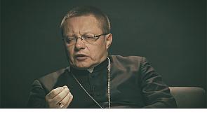 Abp Ryś: ta Ewangelia mówi stop, zatrzymaj się