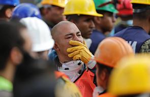 Kolejne silne wstrząsy w Meksyku. Ludzie sa w panice
