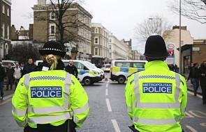 Atak z użyciem niebezpiecznej substancji w Londynie. Ucierpiało 6 osób