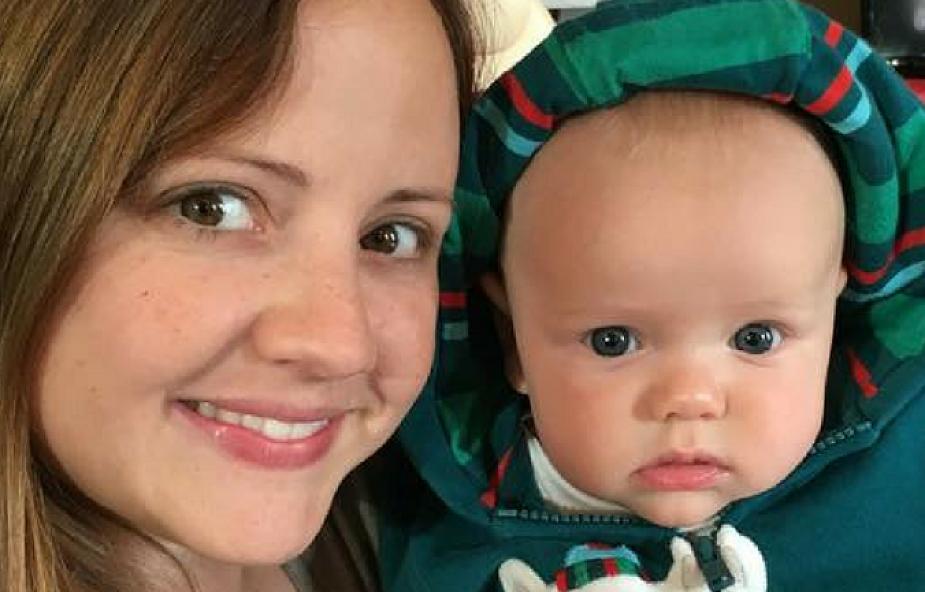 """""""Widzimy się w niebie"""" - matka poświęciła życie, by ratować nienarodzoną córeczkę"""