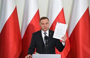 Prezydent Andrzej Duda przygotował ustawy o Sądzie Najwyższym