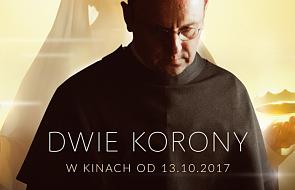 """W Watykanie odbyła się premiera filmu """"Dwie korony"""" o świętym Maksymilianie Kolbe"""