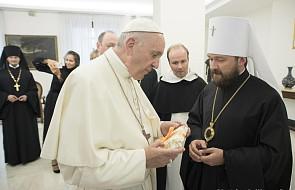 Metropolita moskiewski Hilarion opowiedział o swym spotkaniu z Franciszkiem