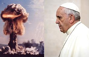 Kościół jednoznacznie potępia produkcję broni atomowej