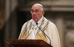 Papież: wystrzegajmy się pustki duchowej! [PEŁNY TEKST]