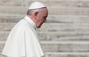 Franciszek w trakcie homilii mówił o ukrytej ranie, do której przywyknął