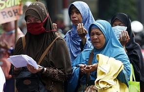 ONZ: 87 tys. osób uciekło z Birmy do Bangladeszu w ciągu 10 dni