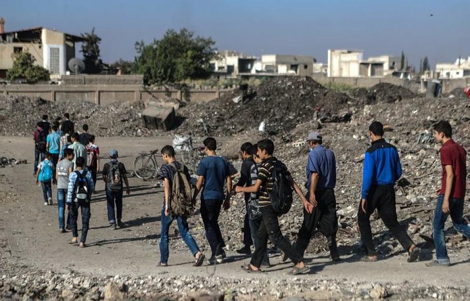 Syria: trwające od 3 lat oblężenie Dajr az-Zaur w Syrii bliskie końca