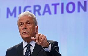 Komisja Europejska stawia ultimatum Polsce, Czechom i Węgrom w sprawie uchodźców