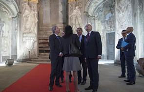 Premier Włoch: nie tworzyć i nie podsycać podziałów w UE na wschód i zachód