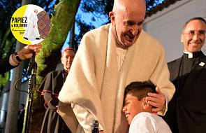 Papież do kolumbijskich dzieci: nie dajcie się okraść z nadziei i radości