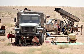 Syria: w rosyjskich nalotach zginęło 40 bojowników IS, w tym 4 dowódców