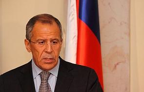 Ławrow: Rosja i Francja widzą oznaki postępu w Syrii