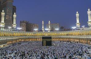 Arabia Saudyjska: ponad 2,35 mln muzułmanów pielgrzymowało do Mekki