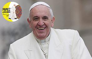 Kolumbia: papież spotkał się z niepełnosprawnymi i ich rodzinami