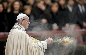 """Franciszek: pobożność maryjna jest """"wymogiem życia chrześcijańskiego"""""""