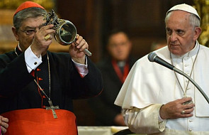Kardynał Sepe: nędza moralna rodzin u źródeł przestępczości wśród młodzieży