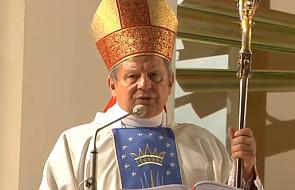Bp Tomasik: wartości moralne powinny być podstawą prawa