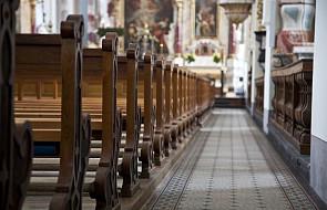 Kościelne statystyki - trwa wielka zmiana