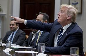 Donald Trump atakuje imigrantów: po co mamy ich przyjmować z brudnych dziur?