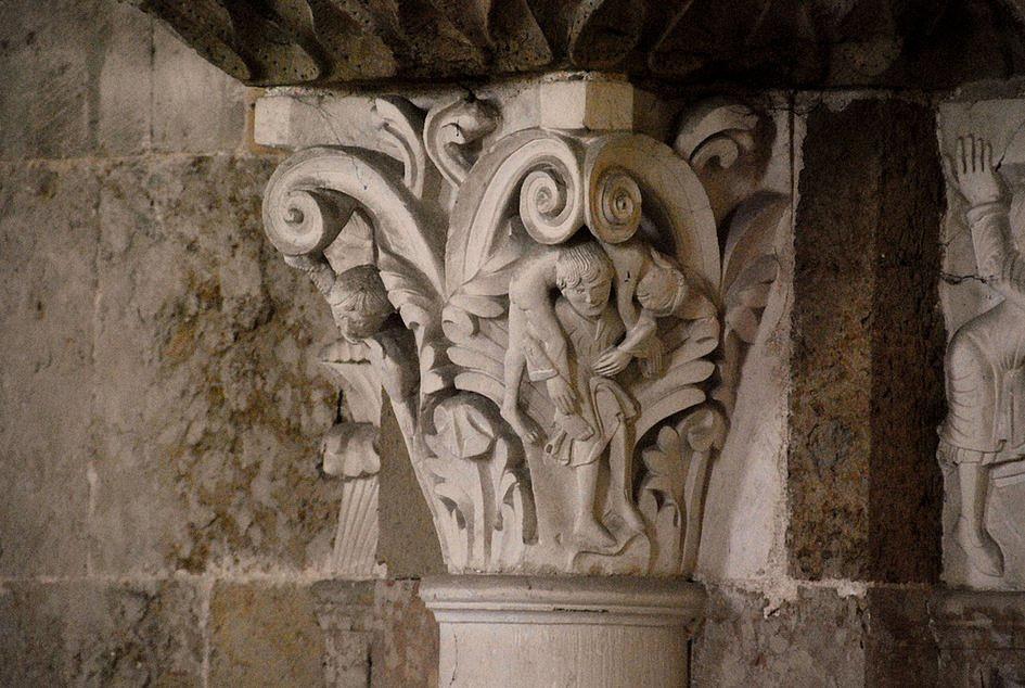 Niezwykły wizerunek Jezusa we francuskim opactwie - zdjęcie w treści artykułu nr 2