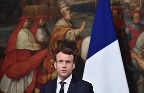 Macron: przełom ws. koalicji w Niemczech dobry dla Europy
