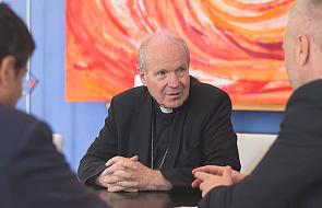 Kardynał Ch. Schönborn: Papież nie rozmiękcza nauki Kościoła, to osamotniony wizjoner