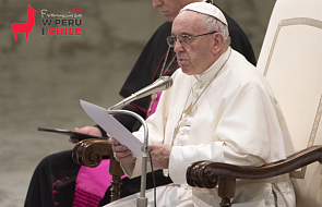 Papież nie jedzie do Argentyny, ale w Chile i Peru będzie się czuł jak u siebie