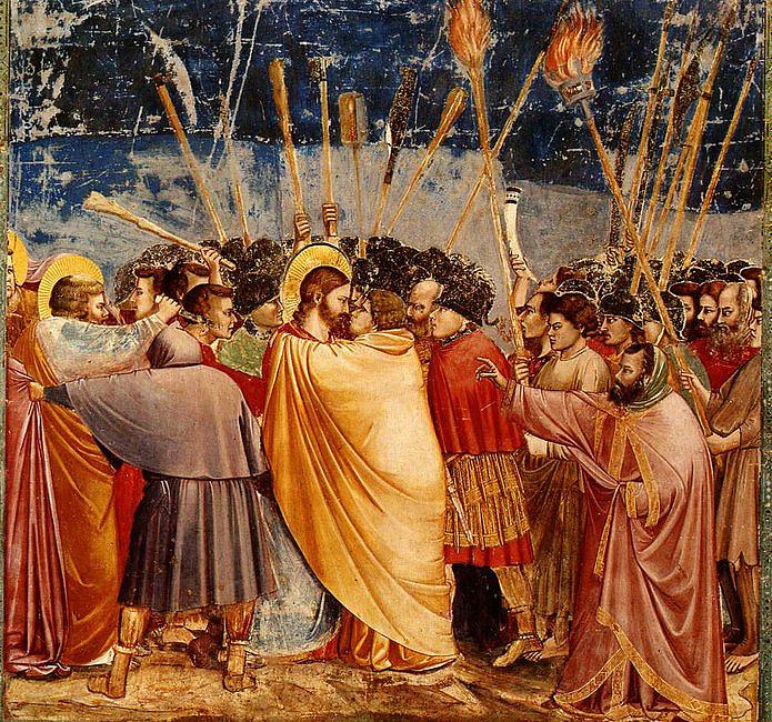 Niezwykły wizerunek Jezusa we francuskim opactwie - zdjęcie w treści artykułu nr 1