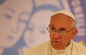 Rzym: papież zawierzył Matce Bożej swą pielgrzymkę do Chile i Peru