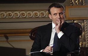 Macron przygotowuje reformę wymiaru sprawiedliwości