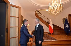Błaszczak potwierdził w NATO zainteresowanie Polski nowym dowództwem