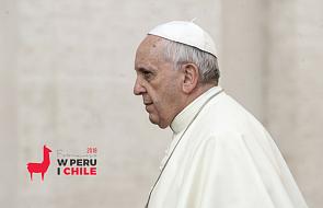Czy papież spotka się z ofiarami pedofilii w Chile?