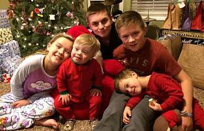 Mają pięcioro dzieci, najmłodsze z nich ma zespół Downa