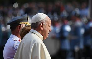 """Papież odwiedził więzienie dla kobiet. """"Można się wiele nauczyć od ich postawy"""""""