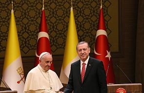 Watykan: pierwsza od niemal 60 lat wizyta prezydenta Turcji w Watykanie