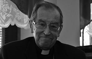 Zmarł biskup Eugeniusz Juretzko OMI. Legendarny misjonarz wyszedł na peryferie już dawno