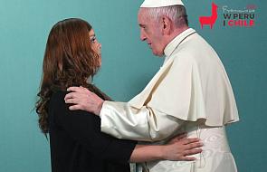 Franciszek w Chile wzywa osadzone w więzieniu kobiety do walki ze stereotypami [DOKUMENTACJA]