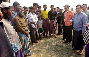 Birma: siedmiu buddyjskich manifestantów zginęło w zamieszkach w Rakhine