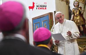 Papież Franciszek do biskupów chilijskich: nie dla klerykalizmu i idealnych światów [DOKUMENTACJA]