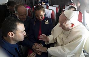 Para po cywilnym ślubie poprosiła papieża o błogosławieństwo. To, co zaproponował zaskoczyło wszystkich