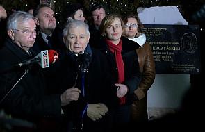 Kaczyński: nie zmieniamy stanowiska ws. reparacji